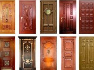 железные двери с установкой на заказ